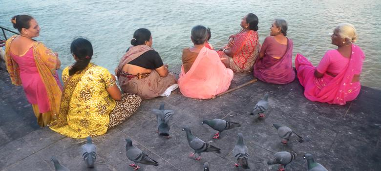 Indian women are loitering to make their cities safer