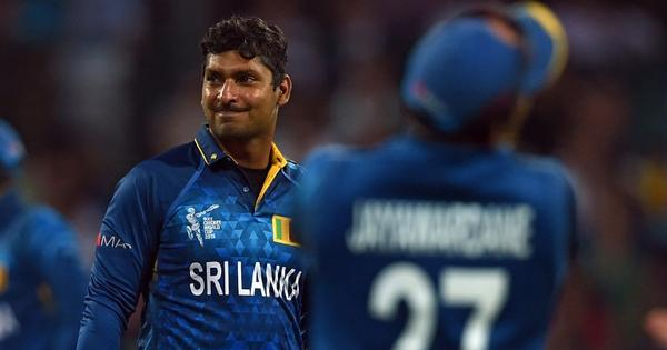 I never have, I never will: Sangakkara denies rumours of his foray into politics