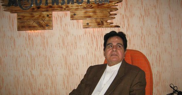 Pakistan authorities drop plan to acquire building thought to be Dilip Kumar's ancestral home