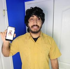 [Comedy video] The new dating app for brown people: it's called Jatinder