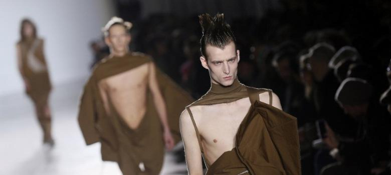 Why penises on the Paris catwalk incite sniggering – and outrage