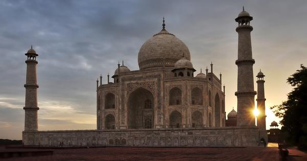The Taj Mahal is an ode to eternal romance. Or is it?