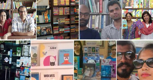 Eight indie booksellers in India who are bucking the trend of chain stores