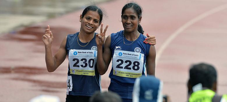 Dutee Chand, banned Indian runner, wins a big right for women athletes