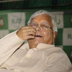 Lalu Prasad Yadav claims BJP forged railways hotel tender case against him