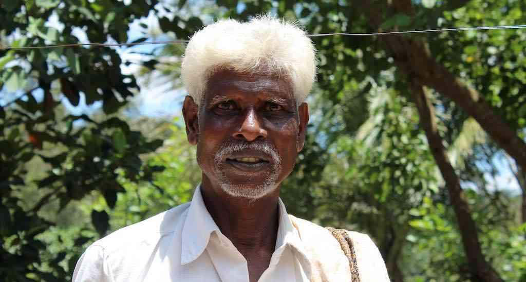 Achugegowda, who has been at the forefront of the Soligas' legal battle, says the tribe should be integrated into conservation efforts than be alienated. Photo Credit: Amoolya Rajappa