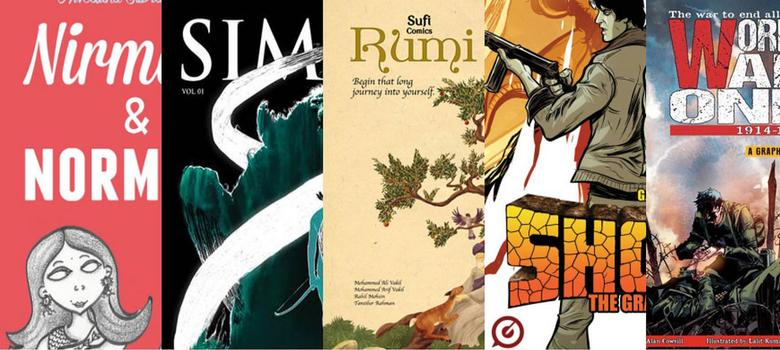 Comic Con India awards: And the Best Graphic Novel nominees are…