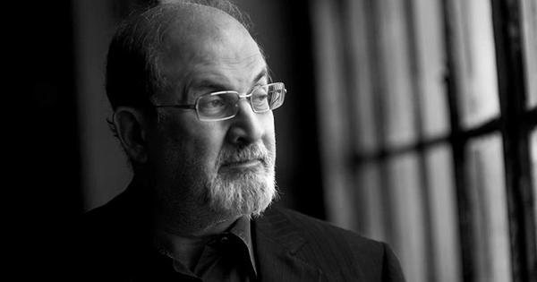 Salman Rushdie slams fellow writers for boycotting ceremony to honour 'Charlie Hebdo'
