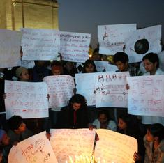 India's law should recognise that men can be raped too