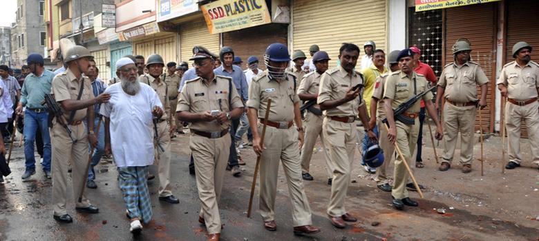 Jew Detector: Gujarat Police Didn't Just Not Prevent Vadodara Riots