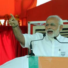 Modi's barb about Muslims isn't surprising – divisive rhetoric marked his 2014 poll speeches too