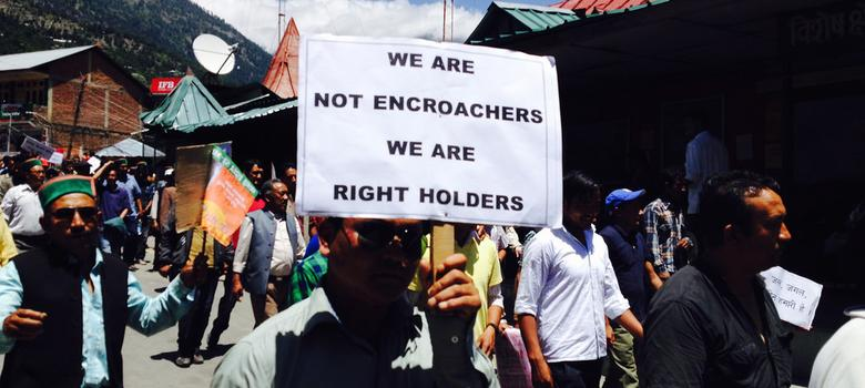 Polluters or protectors? Farmers in Himachal Pradesh fight for their rights over forests
