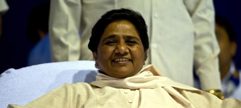 What the BJP's Shaina NC really means when she asks if Mayawati is a 'he or a she'