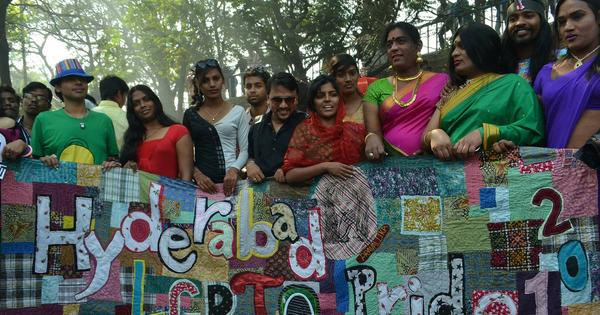 On display in Hyderabad, queer pride without class divide