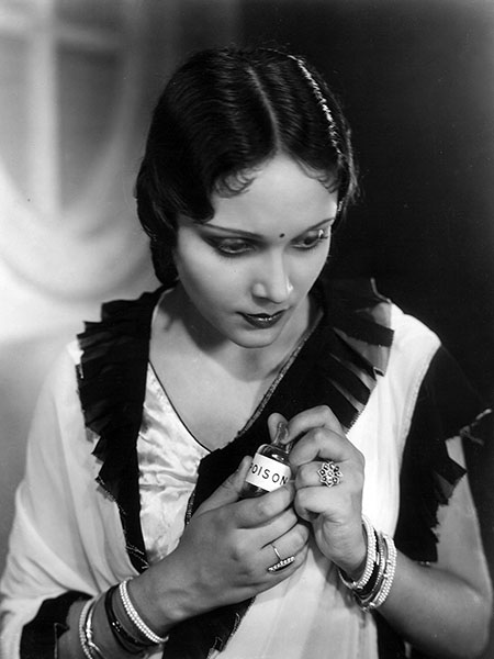 Devika Rani. Courtesy The Wirsching Archive.