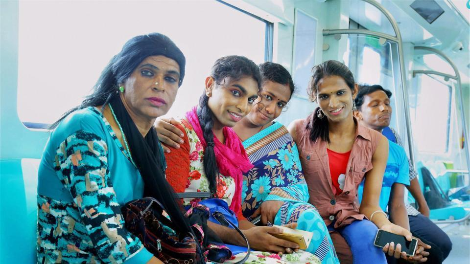 Last year, the Kochi Metro hired 23 transgender people. (Credit: PTI)