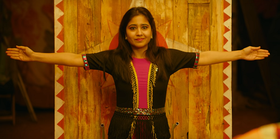 Shweta Tripathi in Mehandi Circus. Courtesy Studio Green.