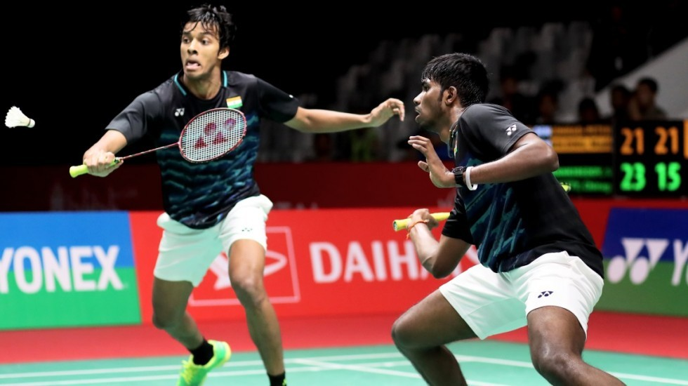 Chirag Shetty and Satwiksairaj Rankireddy are looking to become the first Indian men's doubles pair to win a medal at CWG