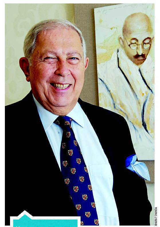 Yusuf K Hamied: Maker of generic life-saving medications and scourge of the giant multi-national pharmaceutical houses.