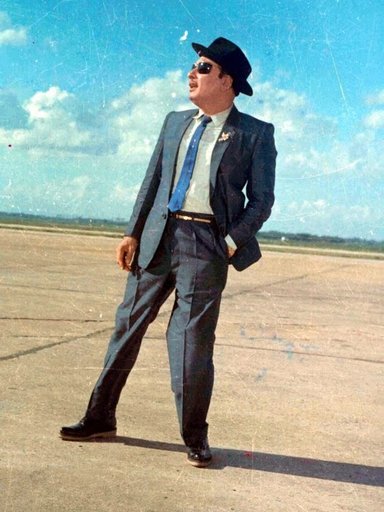 MGR in 'Anbe Vaa.'