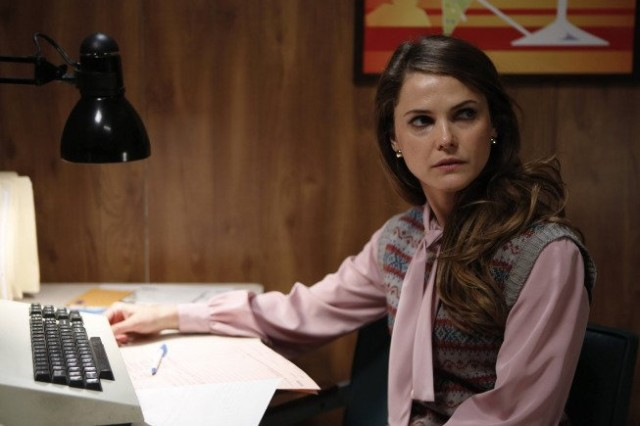 Keri Russell in 'The Americans'.