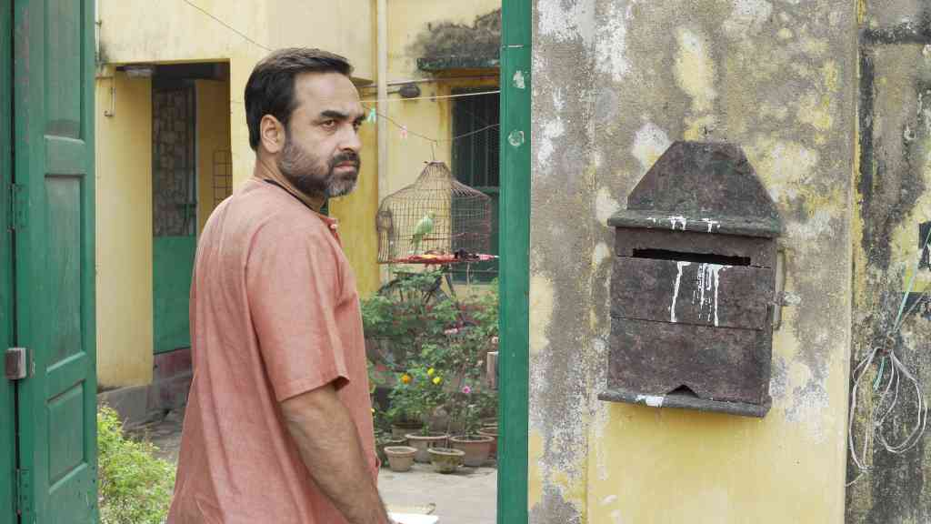 Pankaj Tripathi in Yours Truly. Courtesy Platoon One Films.