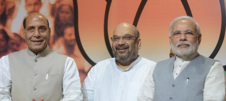 BJP seeks new Thakur leader to replace Rajnath Singh in UP