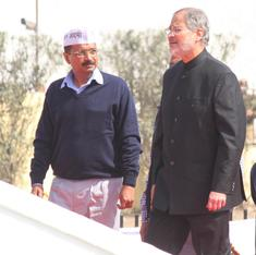 Narendra Modi will not make you vice president of India, Arvind Kejriwal writes to Najeeb Jung