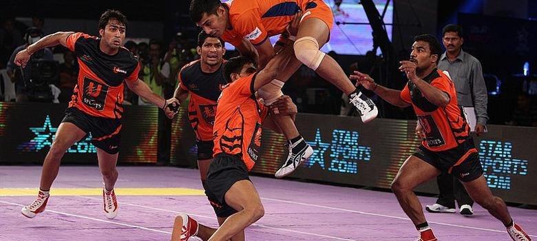 Pro Kabaddi is actually made for television – once you can figure out what's going on