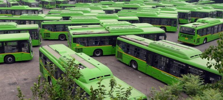 Delhis Declining Bus Use Points To Mass Transit Failures