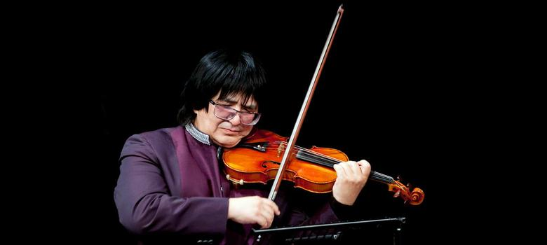 How a violinist from Kazakhstan has energised the Western classical music scene in India