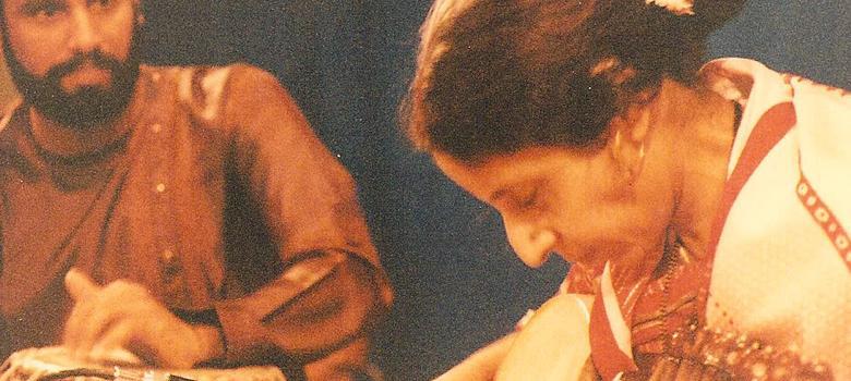 'That Parsi girl', sarodist Zarin Sharma broke the glass ceiling in the Bollywood music studios