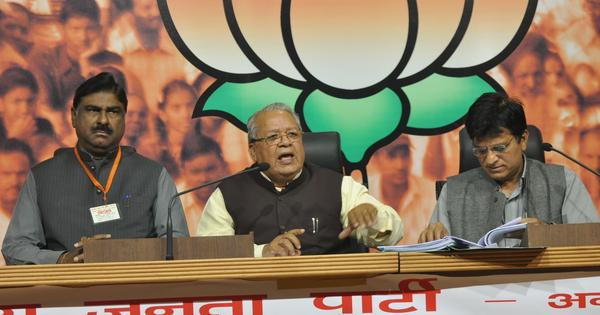BJP workers in eastern UP annoyed by the party's choice of candidates