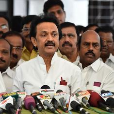 DMK legislators evicted from Tamil Nadu Assembly, suspended for a week