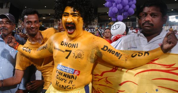 Finalists the first year, Chennai Super Kings and Rajasthan Royals suspended from next two IPLs
