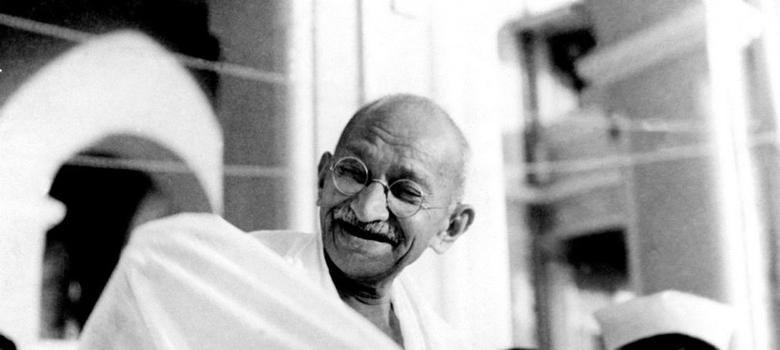 [Video] Mahatma Gandhi's first interview on film