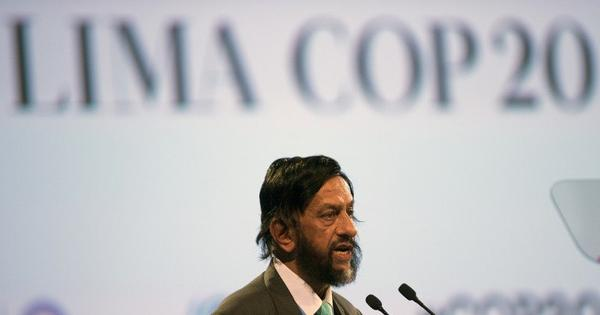 Pachauri's exit from key UN panel will not hobble fight against climate change, experts say
