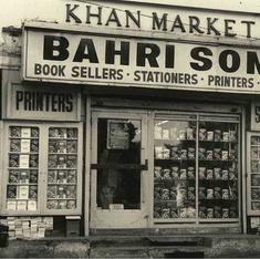 How Bahrisons Delhi has been romancing books since 1953