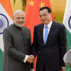 The big news: China says 'the door is open' for talks on India's NSG bid, and nine other top stories