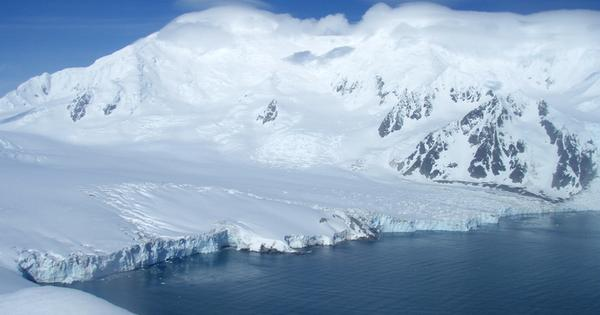 This once-stable Antarctic region has suddenly started melting