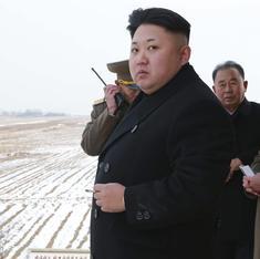 उत्तर कोरिया ने एक और बैलिस्टिक मिसाइल इंजन का परीक्षण किया है : अमेरिका