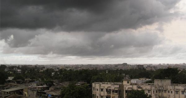 That rare event in Delhi, a rainy week, captured on Instagram