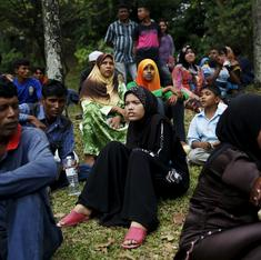 Myanmar's persecution of Rohingya Muslims is producing a ready supply of slaves