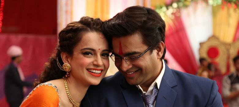Film review: In 'Tanu Weds Manu Returns', Kangana Ranaut has twice the fun