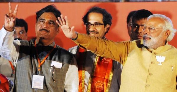 Munde's passing strengthens Uddhav's hand in forthcoming Maharashtra polls