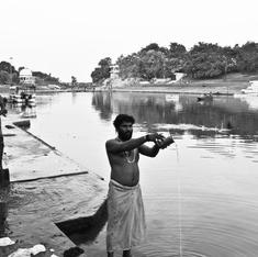 Photos: How pollution is killing the sacred Kshipra river in Madhya Pradesh