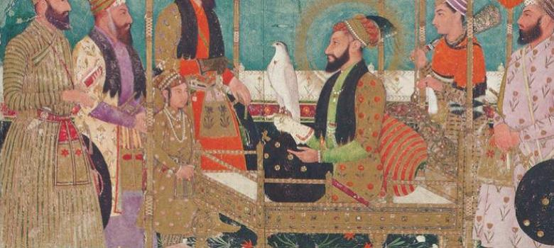 What Aurangzeb's sons said when he asked which of them should succeed him