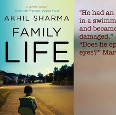 Family Life: The 'Indian' novel shortlisted for the £40,000-Folio Prize