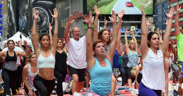 Here's why you can teach 'Hot Yoga' but not 'Flying Bird Yoga' or 'Yogatree'