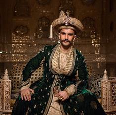 Film review: Ranveer Singh rules the swords-and-dhotis epic 'Bajirao Mastani'